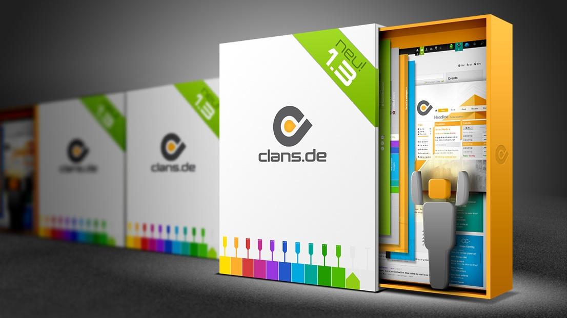 Clans.de Beta 1.3